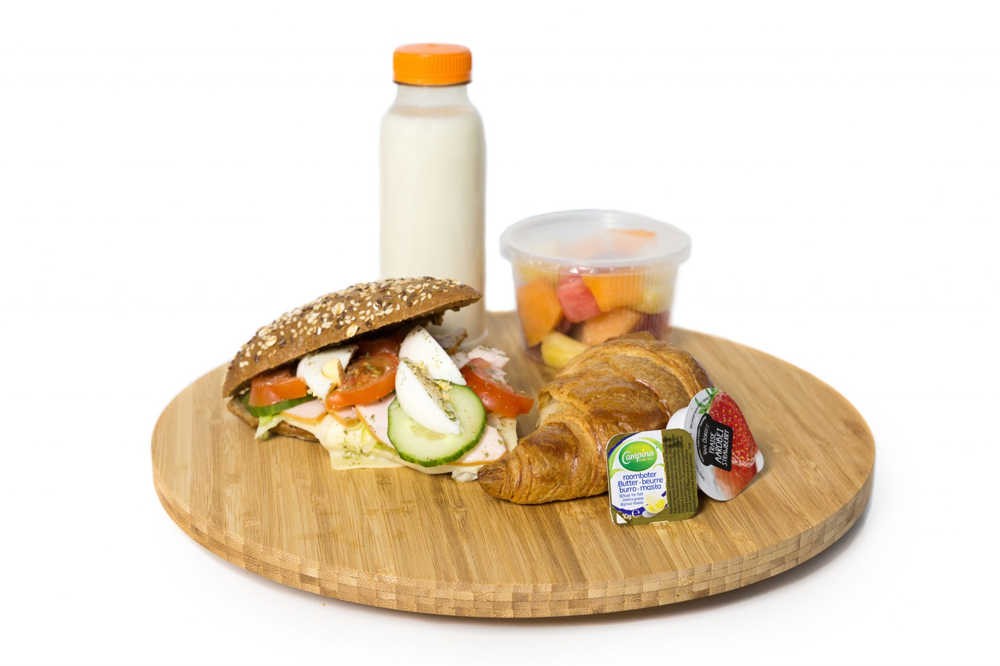 Zakelijke lunches